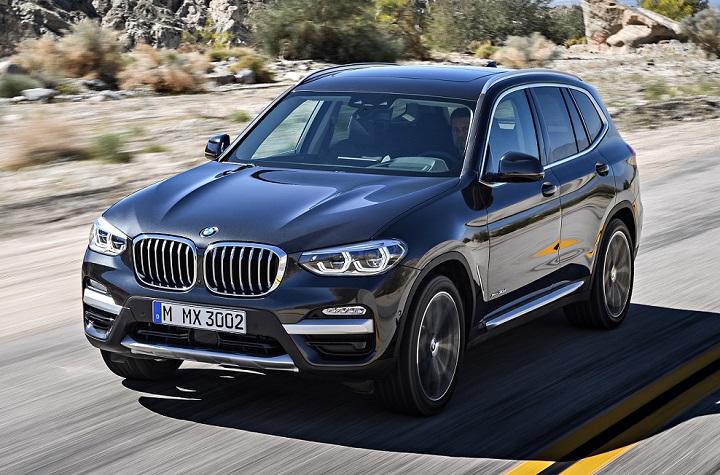 New 2018 BMW X5 xDrive50i