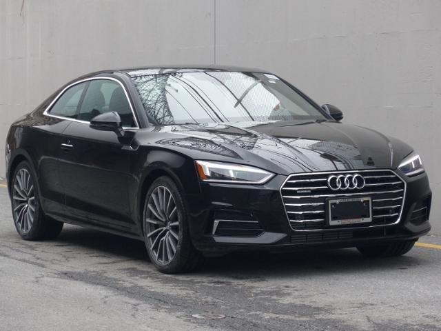 New 2018 Audi A5 2.0T Premium Plus quattro Cpe